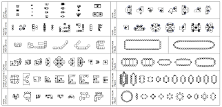 chairs free cad floor plan office furniture symbols design decorating  floor design dr