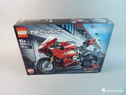 <b>LEGO</b> 42107 <b>Ducati Panigale</b> V4 R motorcycle [Review] | The ...