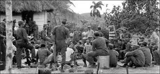 Resultado de imagen de imagenes de los expedicionarios del 14 de junio de 1959