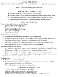 sample resume objectives customer service   easy resume samples     sample resume objectives customer service