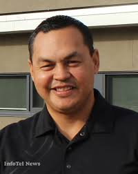 Penticton Indian Band Chief Jonathan Kruger. (SHANNON QUESNEL /InfoTel Multimedia). August 26, 2014 - 5:00 AM. PENTICTON - The Chief of a local First ... - orig-mediaitemid5958-7462