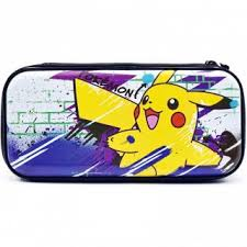 <b>Hori Premium</b> Vault Case - Pikachu (NSW-163U) купить на Switch ...