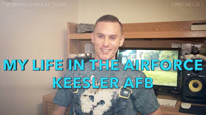 life in the air force keesler afb