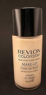 <b>REVLON ColorStay</b> Makeup - <b>Ivory</b> reviews, photos, ingredients ...