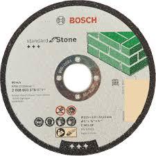 <b>Круг отрезной</b> по камню <b>Bosch</b>, 125х3х22.23 мм в Иваново ...