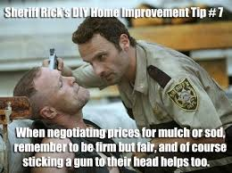 Funny Meme-mories on Pinterest | Sheriff, Rick Grimes and Funny Memes via Relatably.com