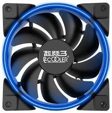<b>Вентилятор</b> для корпуса <b>PCcooler CORONA</b> BLUE — купить по ...