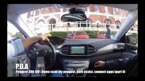 Nouvelle <b>Peugeot 308</b> : démo scan my peugeot, park assist et ...