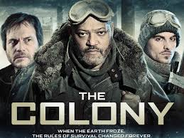 The Colony 2013 poster