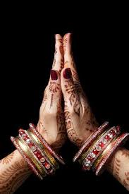 <b>Картина Экорамка Индия руки</b>, Холст — купить в интернет ...