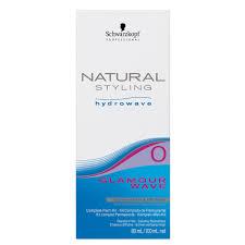 <b>Schwarzkopf Professional Natural Styling</b> Glam Kit 0   Hair Perming ...