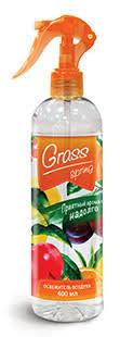 Жидкий <b>освежитель воздуха Grass Spring</b> 400 мл – Химчистка ...