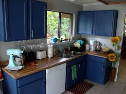 painted blue kitchen cabinets house:  blue painted kitchen cabinets best home design best in blue painted kitchen cabinets architecture