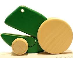 <b>Wooden toy frog</b> | Etsy