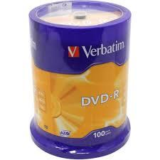 <b>Диск DVD</b>-<b>R Verbatim</b> 43549 — купить, цена и характеристики ...