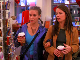 phoebe and piper in the card shop charmed leo piper valentines