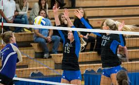 women s volleyball daily bruin