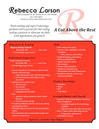 cosmetologist resume help buy essay becca resume cover letter gallery of cosmetologist resume samples
