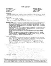 sample resume for high school students sample resume for high high school job resume sample