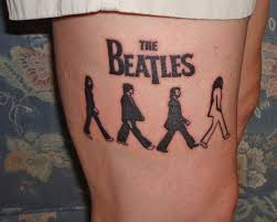 Tatuajes de The Beatles