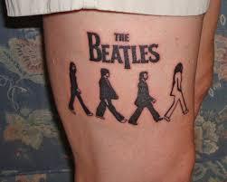 Tatuajes de The Beatles