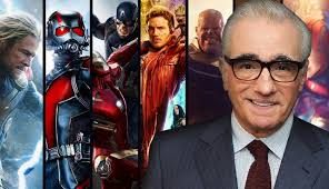 Мартин Скорсезе <b>не</b> считает фильмы Marvel <b>кино</b>: Яндекс.Новости