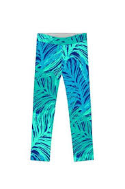 <b>Girls</b>' <b>Printed Leggings</b> – Pineapple Clothing