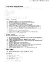 sample resume maintenance worker - Template - Template general maintenance resume