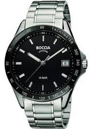 <b>Часы Boccia 3597-02</b> - купить мужские наручные <b>часы</b> в ...