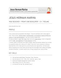 web designer resume pdf 30 modern and professional templates web design resume example