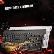 <b>Landas</b> Universal <b>Bluetooth</b> Wireless <b>Keyboard For</b> Mac 102 Key ...