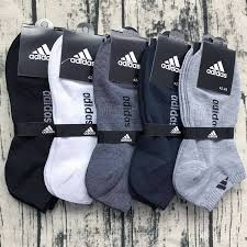 Buy <b>5Pairs</b>/<b>lot</b> Adidas Summer Men Women Socks Fashion Short ...