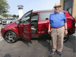 Windsor man turns <b>100</b>, hits the road with <b>brand new</b> SUV | Windsor ...