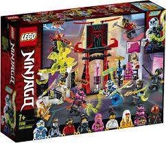 <b>Конструктор LEGO NINJAGO</b> 71708 <b>Киберрынок</b> — купить в ...