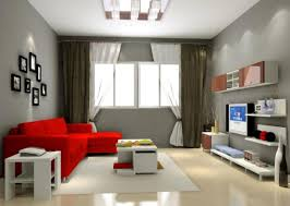 Small Living Room Color Red Gray And Black Living Rooms Kireicocoinfo