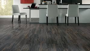 astonishing sleek laminate harwood flooring black color furniture office counter design
