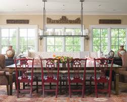 dining chairs magic chair red