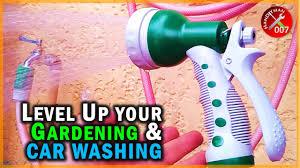 <b>Garden Hose Spray</b> Nozzle Assembly (Garden Hose Quick Connect ...