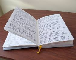 perfect paper for pencils agreed the gentleman stationer a notebook that actually lies flat out having to hold it open your hand