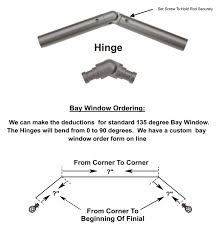 hinges for 1 2 3 4 1 1 4 2 rods metal mania hinges for 1 2 3 4 1 1 4 2 rods