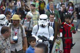 Image result for comic con crowd