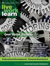 Fall 2019 Workforce Development/Community Enrichment Catalog ...