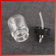 2pcs stainless steel airbrush quick disconnect coupler hose connector release adapter inlet joint for air brush