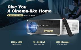 <b>Alfawise Q9 BD1080P</b> Review: 4K Smart Projector For Just $179.99 ...