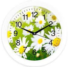 <b>Energy ЕС</b>-98 Ромашки <b>настенные часы</b>