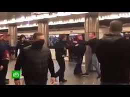 <b>Фанаты ЦСКА</b> устроили погромы в Будапеште - YouTube