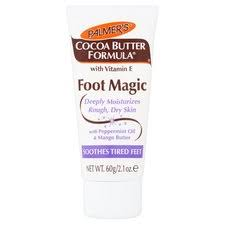 Palmer's <b>Cocoa Butter Formula Foot</b> Cream 60G - Tesco Groceries