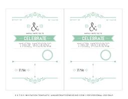 wedding invitation template theruntime com wedding invitation template which you need to make drop dead wedding invitation design 1211201614
