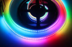 Гайд по адресной <b>светодиодной ленте</b> | AlexGyver Technologies