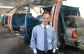TOMMY CAR WASH SYSTEM.jpg Mark Copier | The Grand Rapids PressTommy Car Wash Systems Chief Operating Officer Ryan Essenburg, 25, stands beside an SUV ... - tommy-car-wash-systemjpg-795e33155099c8ea_large